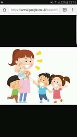Childminder/Baby Sitter/Nanny