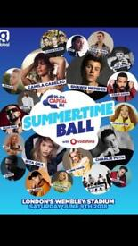 Summertime Ball x2 Club tickets for