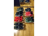 Brand new Nike air max 90 black red green trainers Boxed Mens Womens size 7,8,9 Adidas air jordans