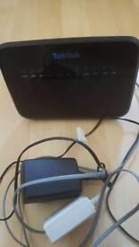 Talk talk router