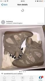 Isabel marant sneakers size 5