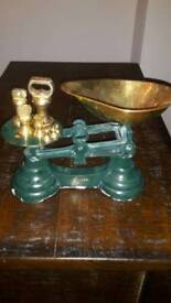Cast scales