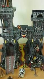 ELC Tower of Doom and Figures