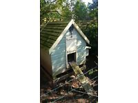 Chicken House - 8 Berth