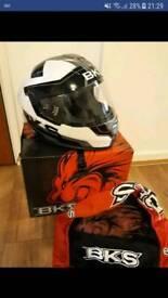 Brand new bike helmet
