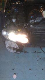 E46 m3 head light drivers side