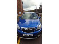 Vauxhall Mokka 2014, 1.6 SE Petrol 5 dr - extremely low milage