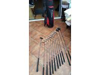 Full Set of Mens Golf Clubs - Regal Pro Orbit