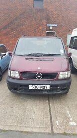Mercedes-Benz v230 fix or spares