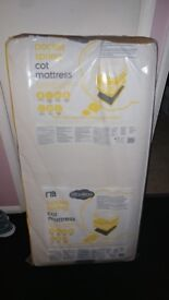Brand New Mothercare Cot Mattress 120x60cm