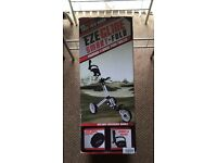 EzeGlide Push/pull golf trolley