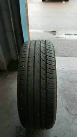 Tyre second hand