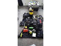 Scuba diving equipment over £2000 worth