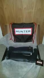 Hunter Original Unisex Tour wellingtons UK7