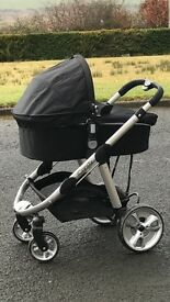 Icandy Apple to Pear pram