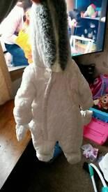 Baby coat 0-3