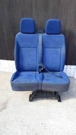 Peugeot expert passenger seat