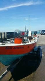 Fishing boat - SWAP WITH VAN