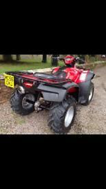Road legal Honda 500cc