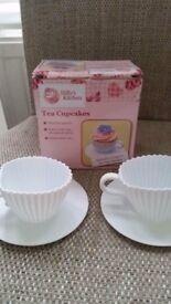 Joblot teacup cakes