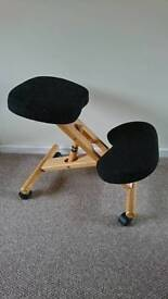 Kneeling stool ergonomic