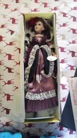 Large China doll