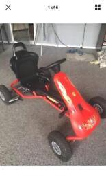 Ferrari go cart kart