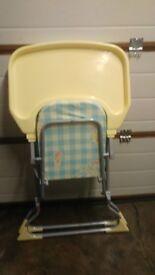 Baby vhigh chair