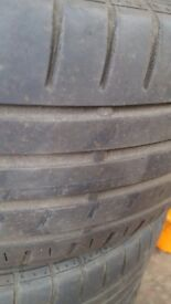 Tyres 225/50/r17 for sale