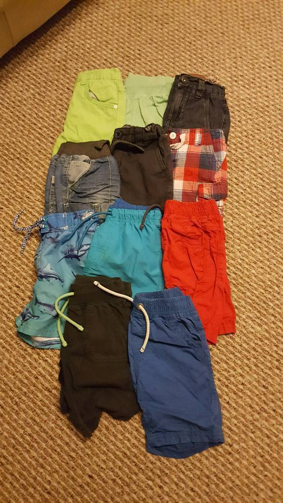 3 to 4 Baby Boys Clothes