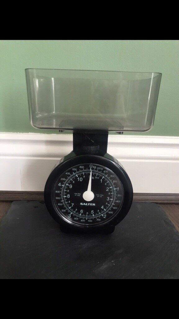 Salter Weighing Scales Baking Manual In Bournemouth Dorset Gumtree