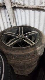 2013 bmw 1 series wheels