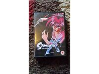 Samurai X: Reflection The Collection DVD 4 Disc Box-Set
