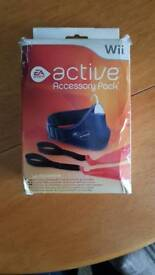 Wii active pack