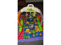 Fisher price musical baby play mat arch