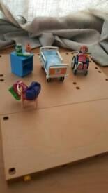 Playmobil childs ward