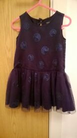 M&S Autograph girl's dress aged 12-18 months