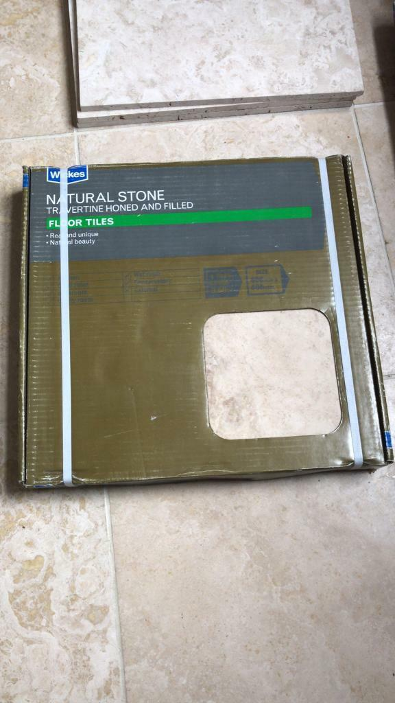 Natural stone floor tiles | in Cambridge, Cambridgeshire | Gumtree