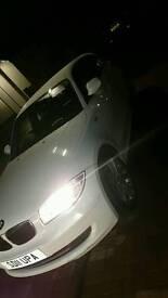 BMW 1 Series 116i M SPORT ALPINE WHITE MINT