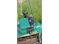 Qualcast Suffolk Punch 35s Self Propelled Lawn Mower