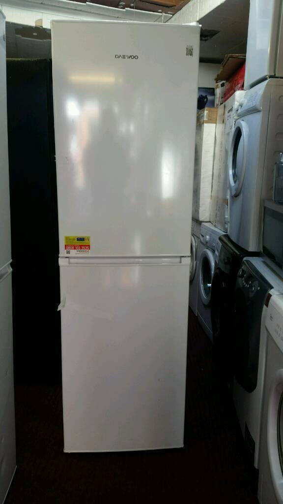 Daewoo new fridge freezer RRP£469 with guaranty good conditionin Small Heath, West MidlandsGumtree - Daewoo new fridge freezer. Very good condition fully working never been used with six months warranty from us as we selling less than original price. RRP £469.We can deliver with extra little cost if needed. Technical specifications for DAEWOO...