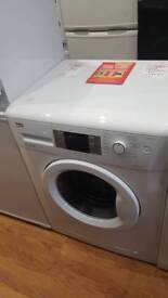 Beko Washing Machine WMB714422W Scratch N Dent Excellent Condition Free DeliveryConnUp1YearWarranty