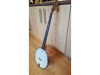 Pilgrim Jubilee Open Back 5-String Banjo