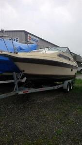 1987 Thunder Craft Boats 250 Magnum Express OFF SITE