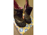 Irregular choice meow boots