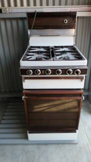 Gas oven and cooktop Blair Athol Port Adelaide Area Preview