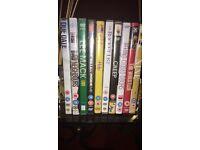 400 DVDs all originals