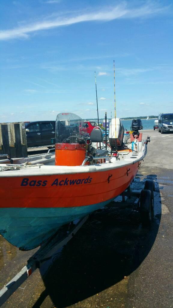 FISHING BOAT - HIRE - SELF DRIVE
