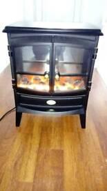 Dimplex coal effect fire 🔥