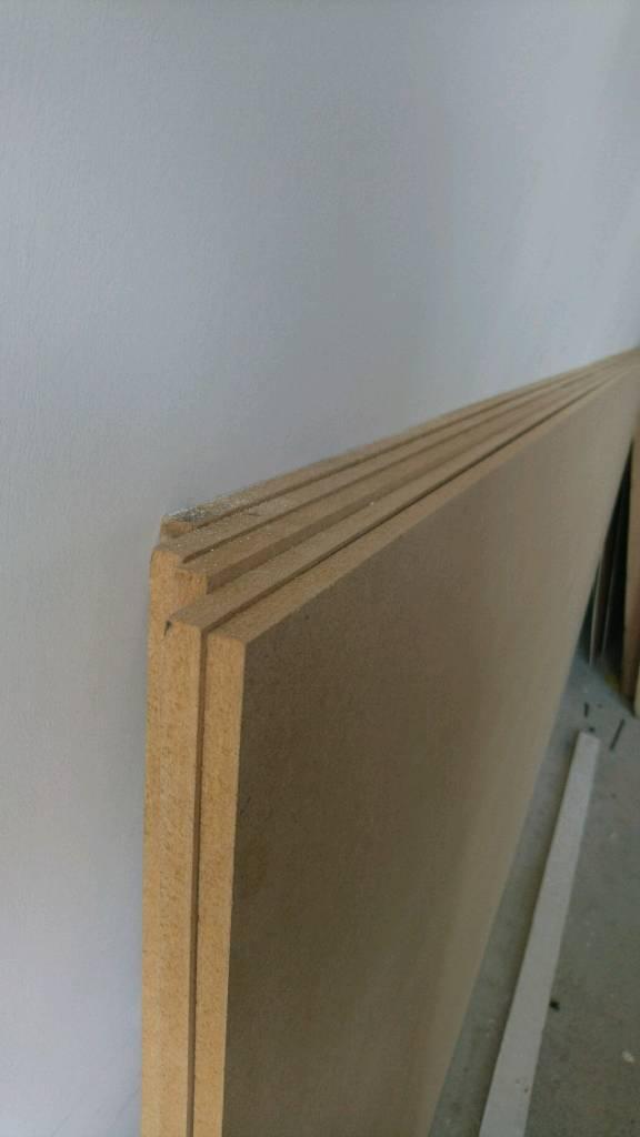 Mdf boards 8x4 x6